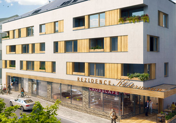 Nejvýhodnější hypotéka pro Rezidenci Klostermann v Železné Rudě