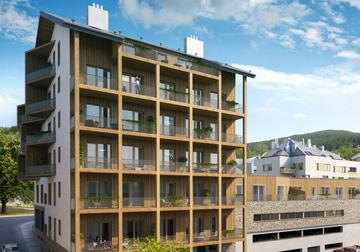 Nejvýhodnější hypotéka pro Rezidenci Javor v Železné Rudě